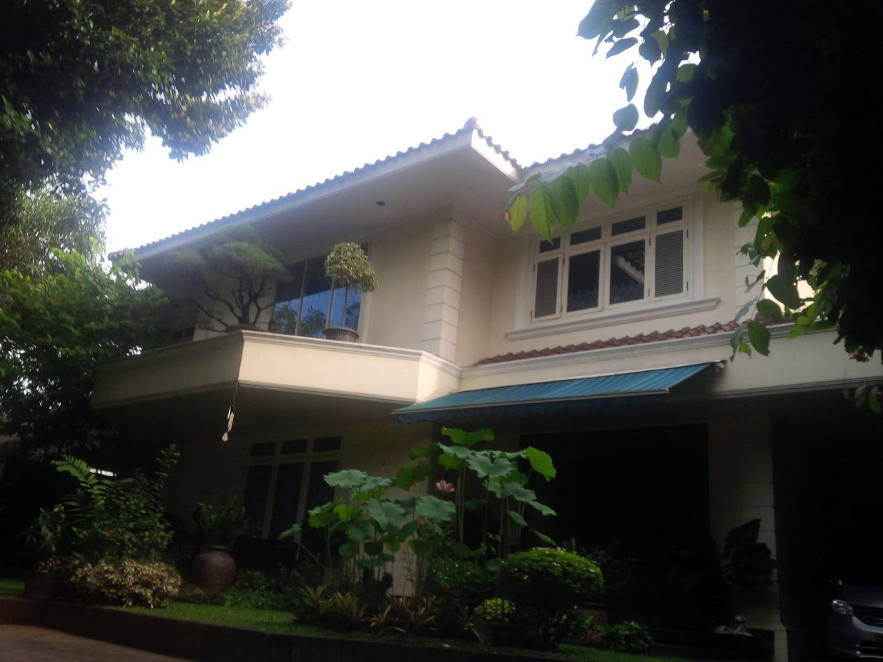 Rumah Bagus di area Prestisius Kebayoran Baru
