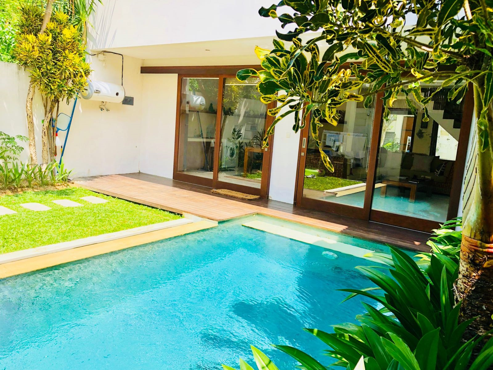 Modern Cozy Villa In Tranquility Area Of Canggu