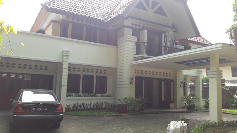 Rumah Bagus dengan lokasi tenang