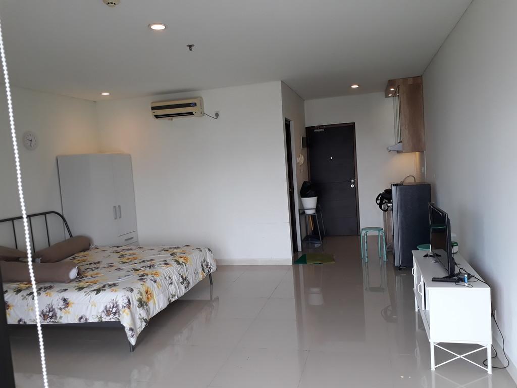 Dijual Studio Apartment Full Furnished di Tamansari Semanggi. lokasi strategis, city view, harga nego