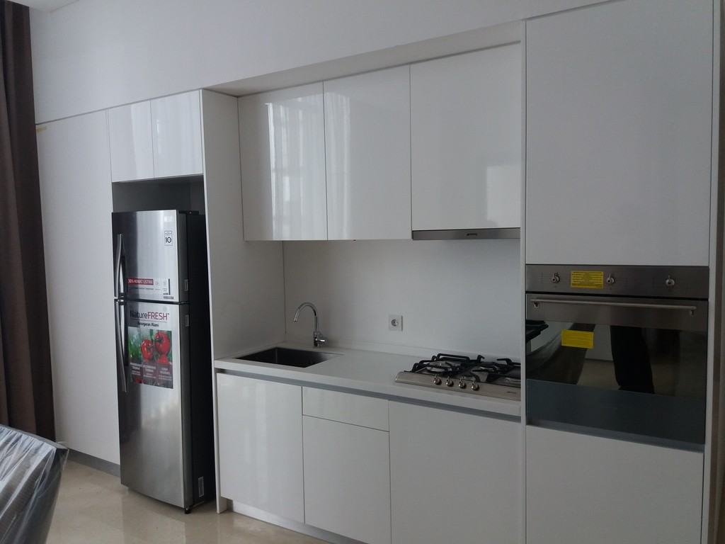 Brand new apartment near SCBD, High Quality Material, Luxurious & Strategic only at Senopati Suites Apartment