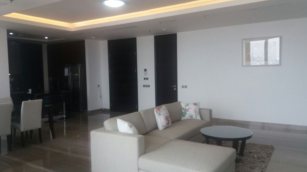 Nice & Spacious Unit in Resort Apartment only at Kemang Village, South Jakarta