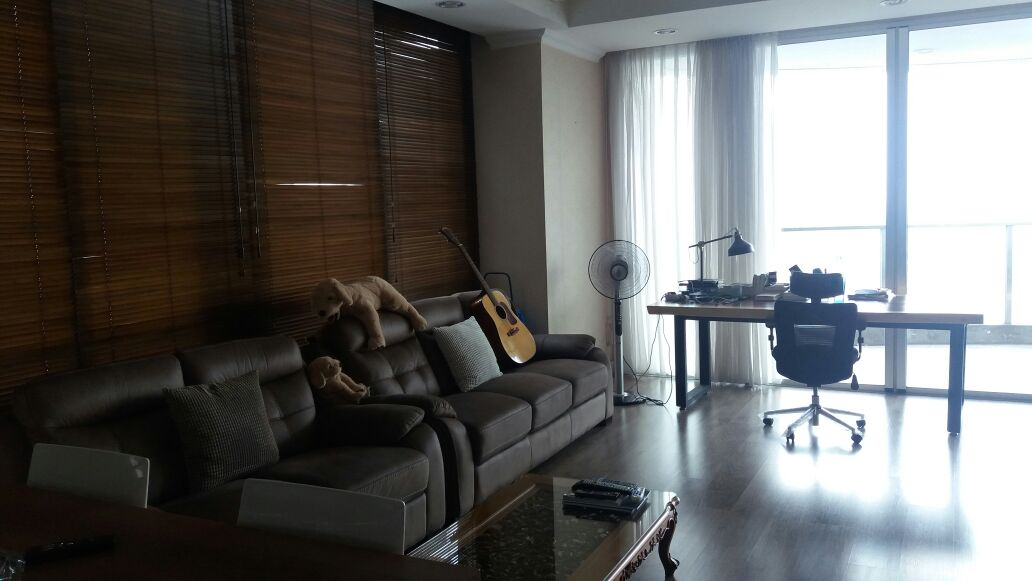 Modern & spacious unit at Kemang Village Apartment, Kemang, South Jakarta