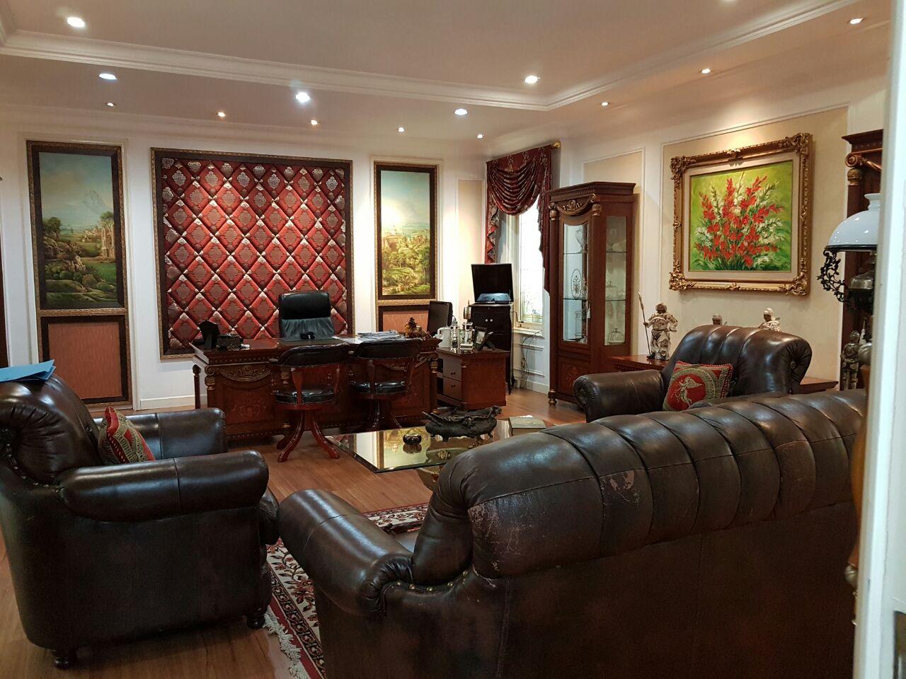 Rumah di area Panglima Polim, jalan lebar, strategis