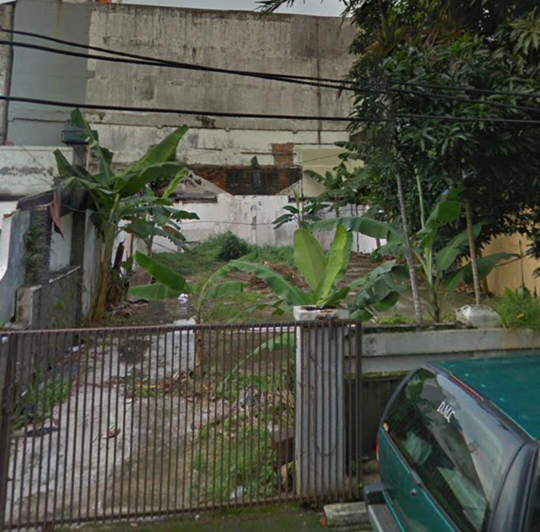 Di jual kavling tanah Jl Gandaria kebayoran baru jakarta selatan