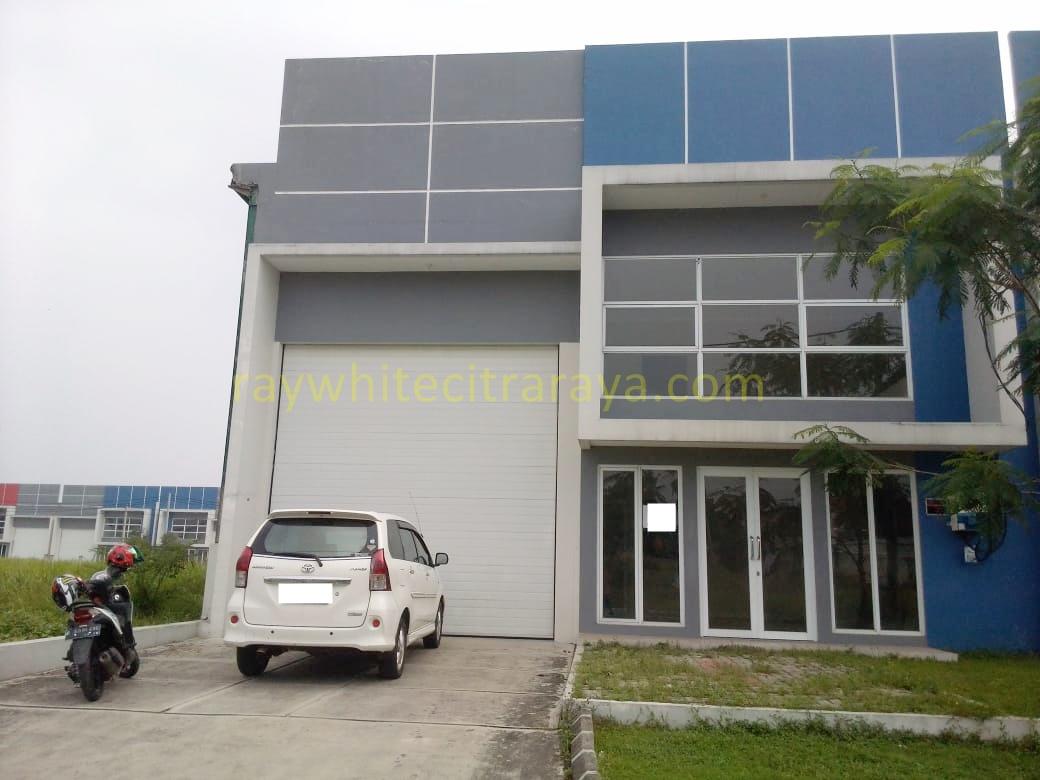 Gudang Siap Huni Kantor Bizpoint Tigaraksa Id3178na Ray White Tangerang