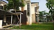 Rumah Hook yang CAKEP dan MURAH @ Asera South Harapan Indah Bekasi
