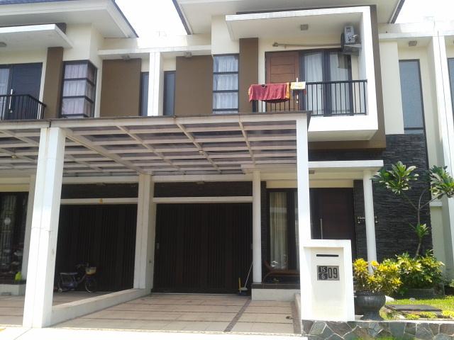 Rumah Furnished dan Rapi siap huni @ Asera South Bekasi