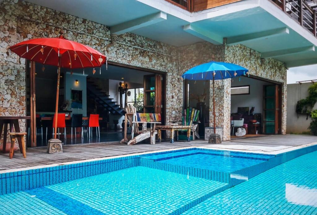 Villa Freehold In Great Location Berawa Canggu