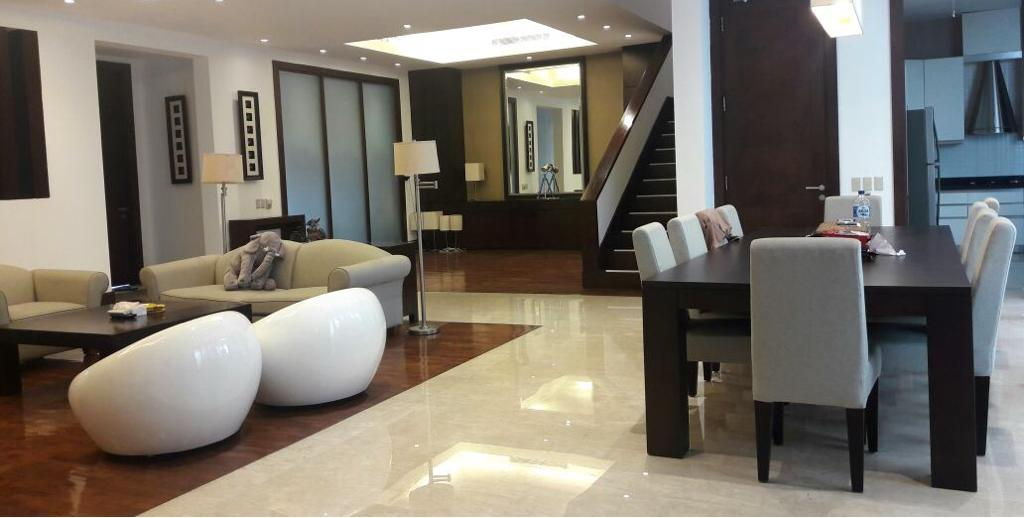 For rent Modern Minimalis House in SCBD area