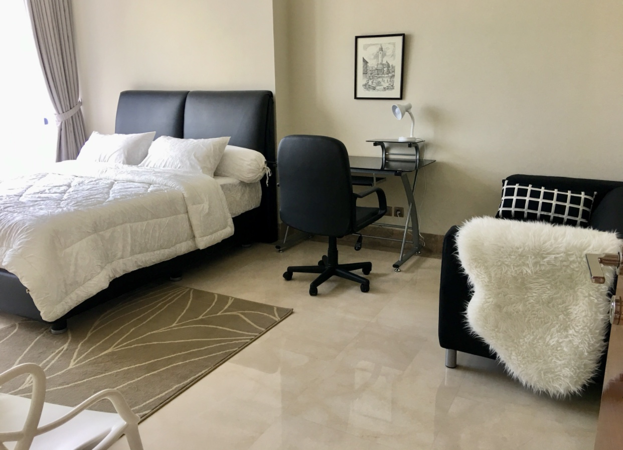 For Rent  Apartement Somerset Grand Citra