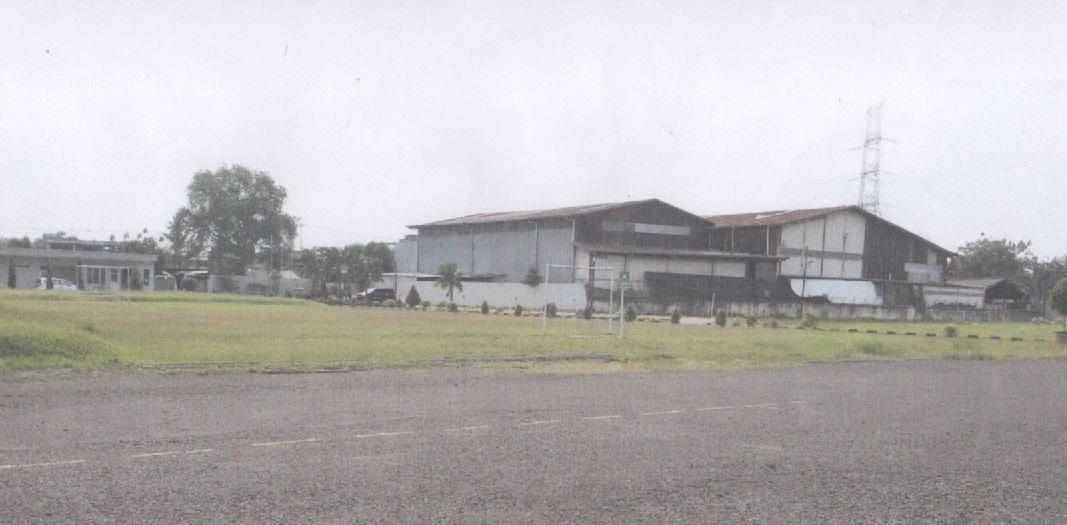 Tanah siap bangun untuk Pabrik di Tambun Selatan