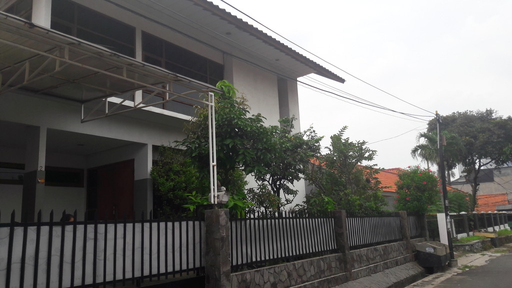 Rumah strategis di Slipi