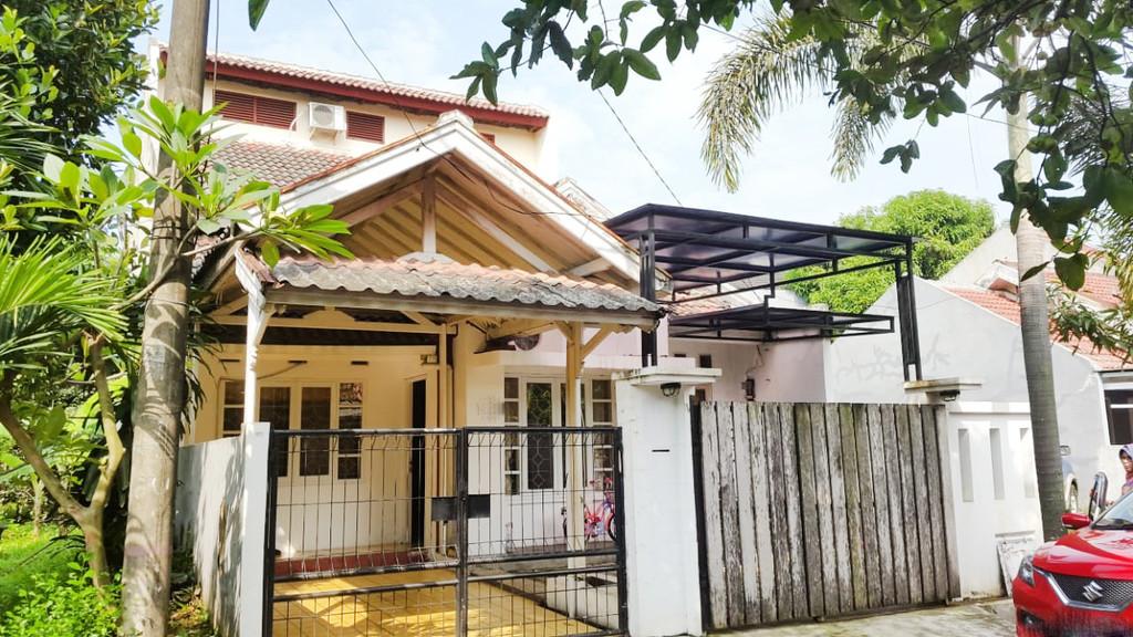 Rumah Nyaman dan Siap Huni di Kawasan Graha Raya, Bintaro