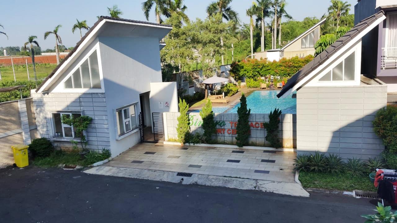Rumah Nyaman dan Siap huni di Kawasan Bintaro Terrace