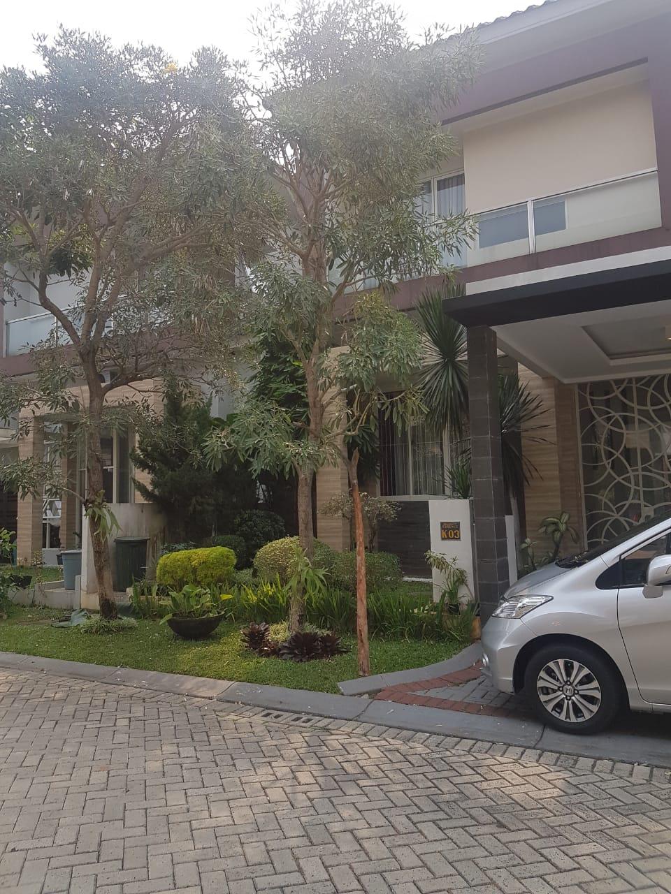 Rumah Nyaman dan Siap Huni di Kawasan Cluster Kebayoran, Bintaro