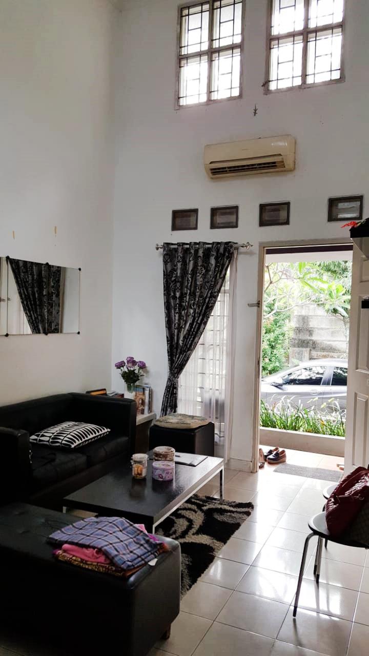 Rumah Bagus Siap Huni Di Althia Park, Bintaro Jaya