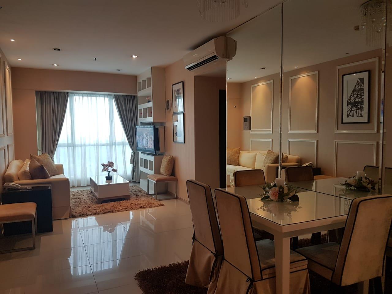 Dijual apartment Gandaria Heights @gandaria city Mall jakarta selatan