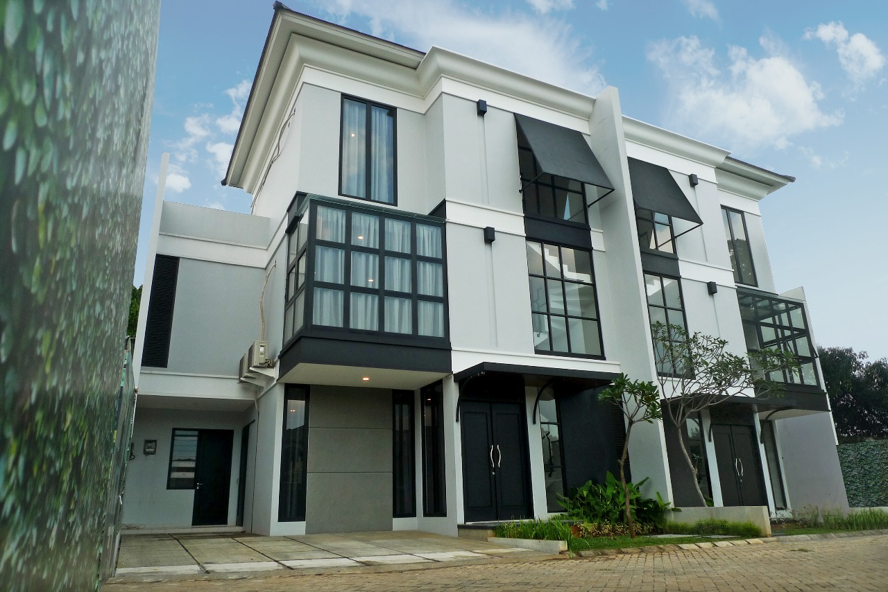 Jeruk Purut - The Residence Townhouse (NEW Show Unit ready)