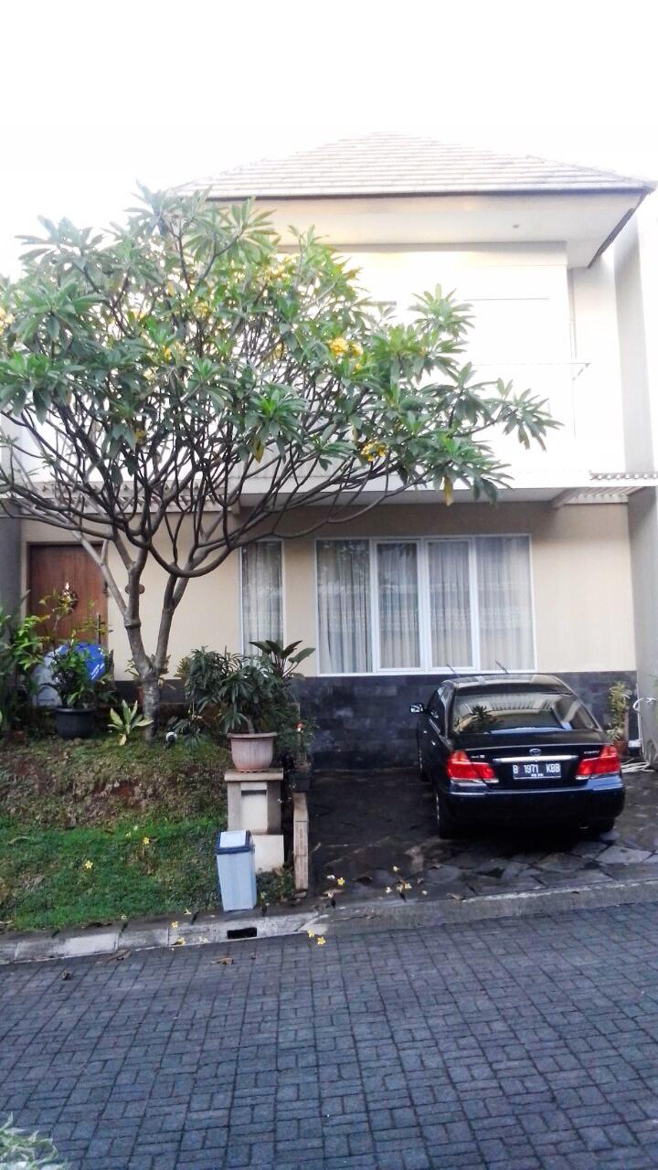 Rumah Nyaman dan Siap huni di kawasan Resort Residence, Depok