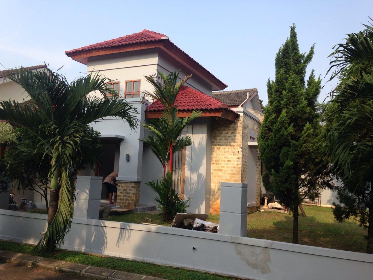 Rumah Nyaman dan Siap Huni di Althia Park, Graha Raya, Bintaro