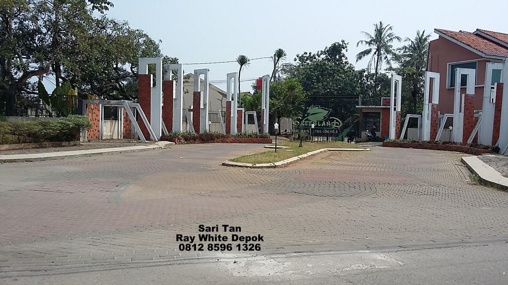 Sawangan, Rumah Nyaman Minimalis, Terbuat Dari Bahan Kwalitas Super, Green Land Forest Park Re, Dijual