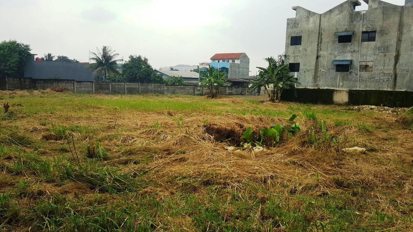Tanah Strategis di Kawasan Pamulang