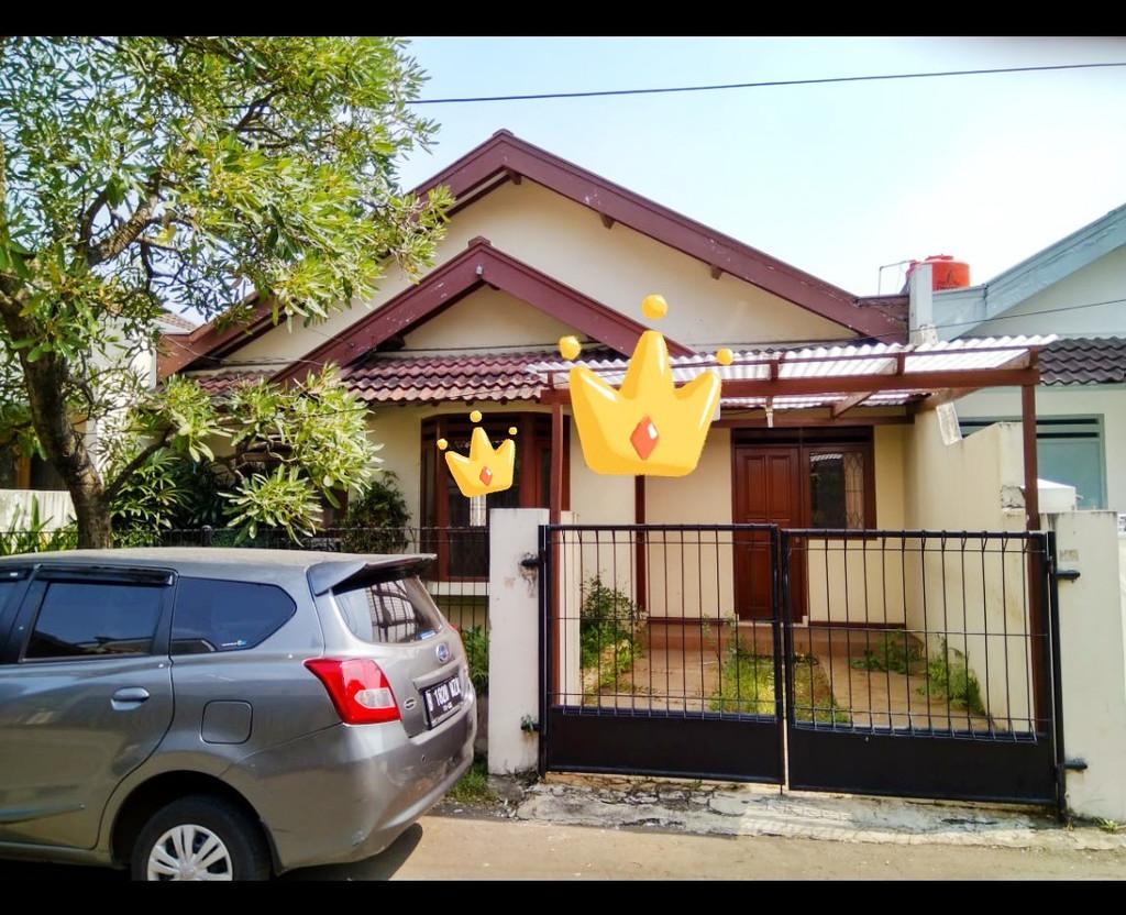Rumah Bagus Di Jl Kuricang, Bintaro Jaya Sektor 3