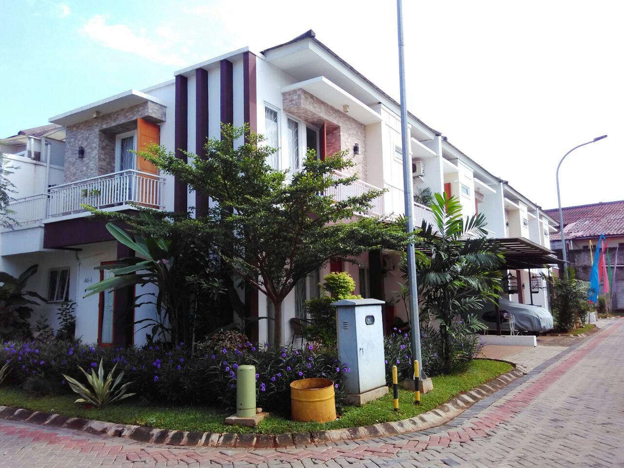 Rumah Murah Cantik Siap Huni lingkungan nyaman di Prime Residence Jombang Tang Sel