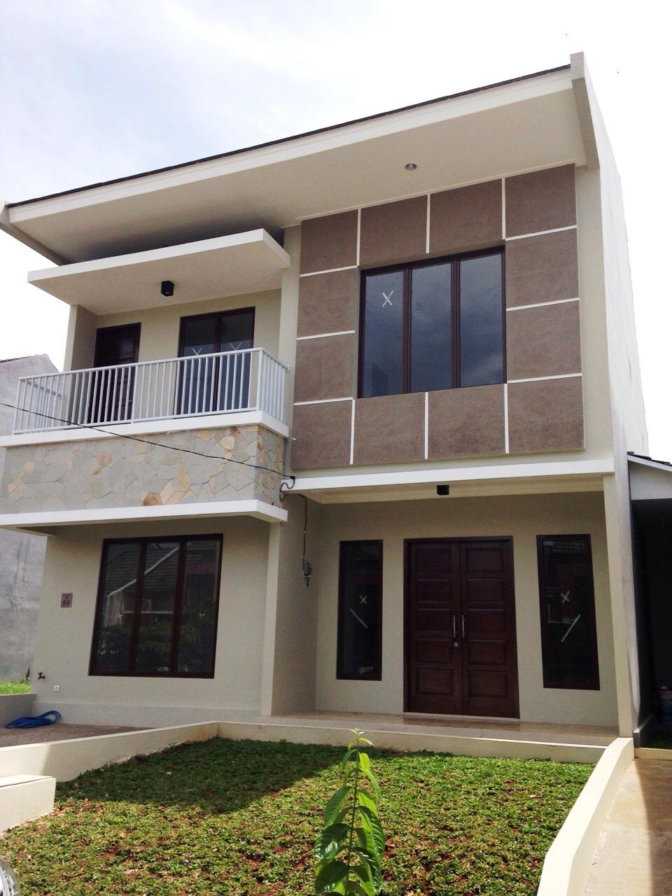 Rumah Cantik siap huni, lokasi strategis di Gracia Residence Graha Raya TangSel