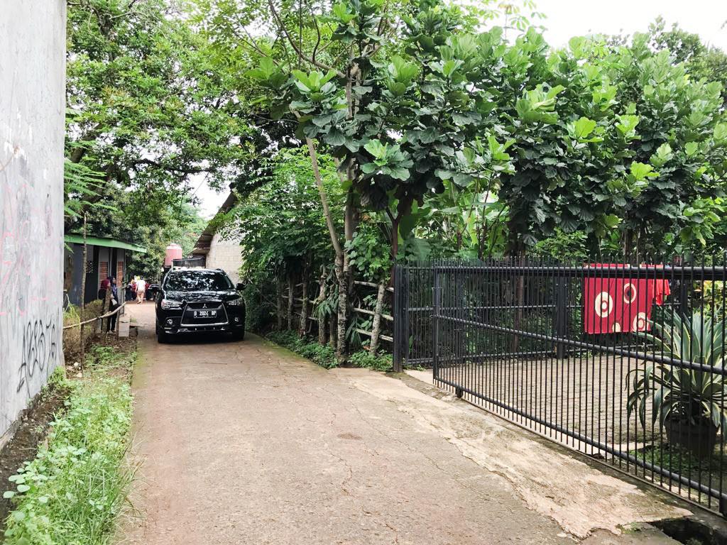 Kavling Bagus Lokasi strategis siap bangun, cocok utk invest di parigi Bintaro