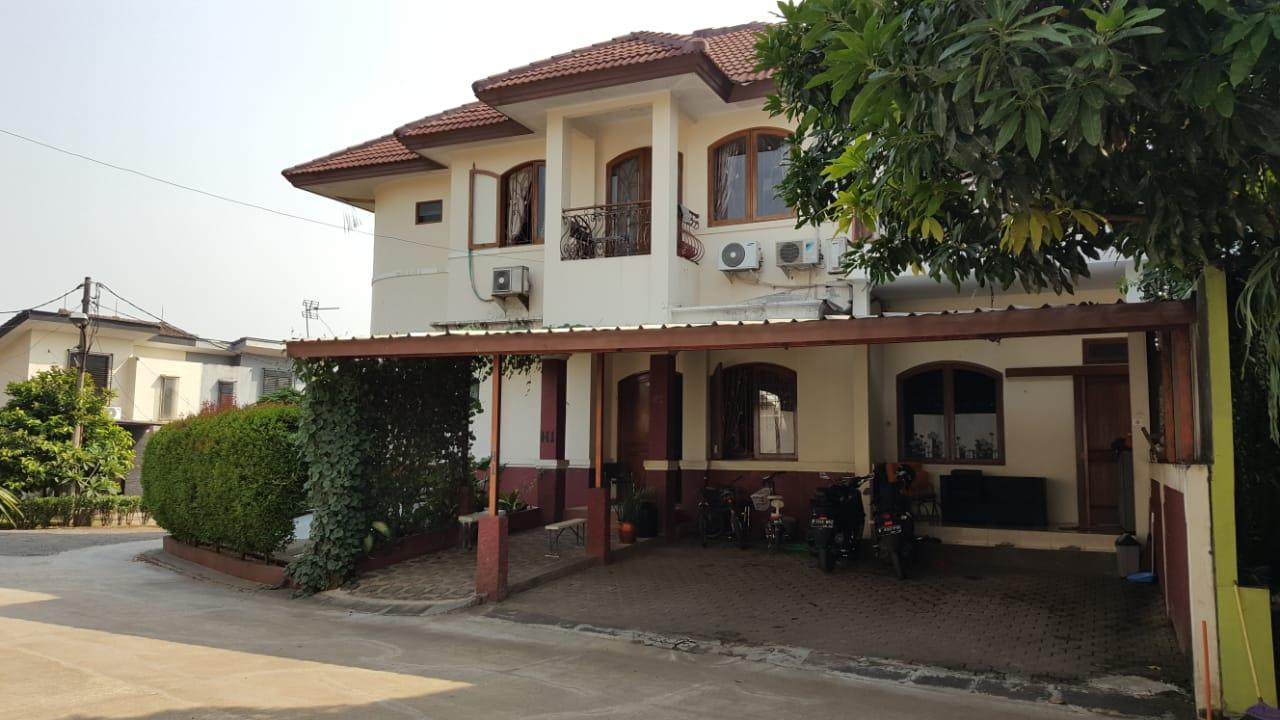 Rumah Nyaman dan Siap Huni di Kawasan Beranda Town House, Rempoa
