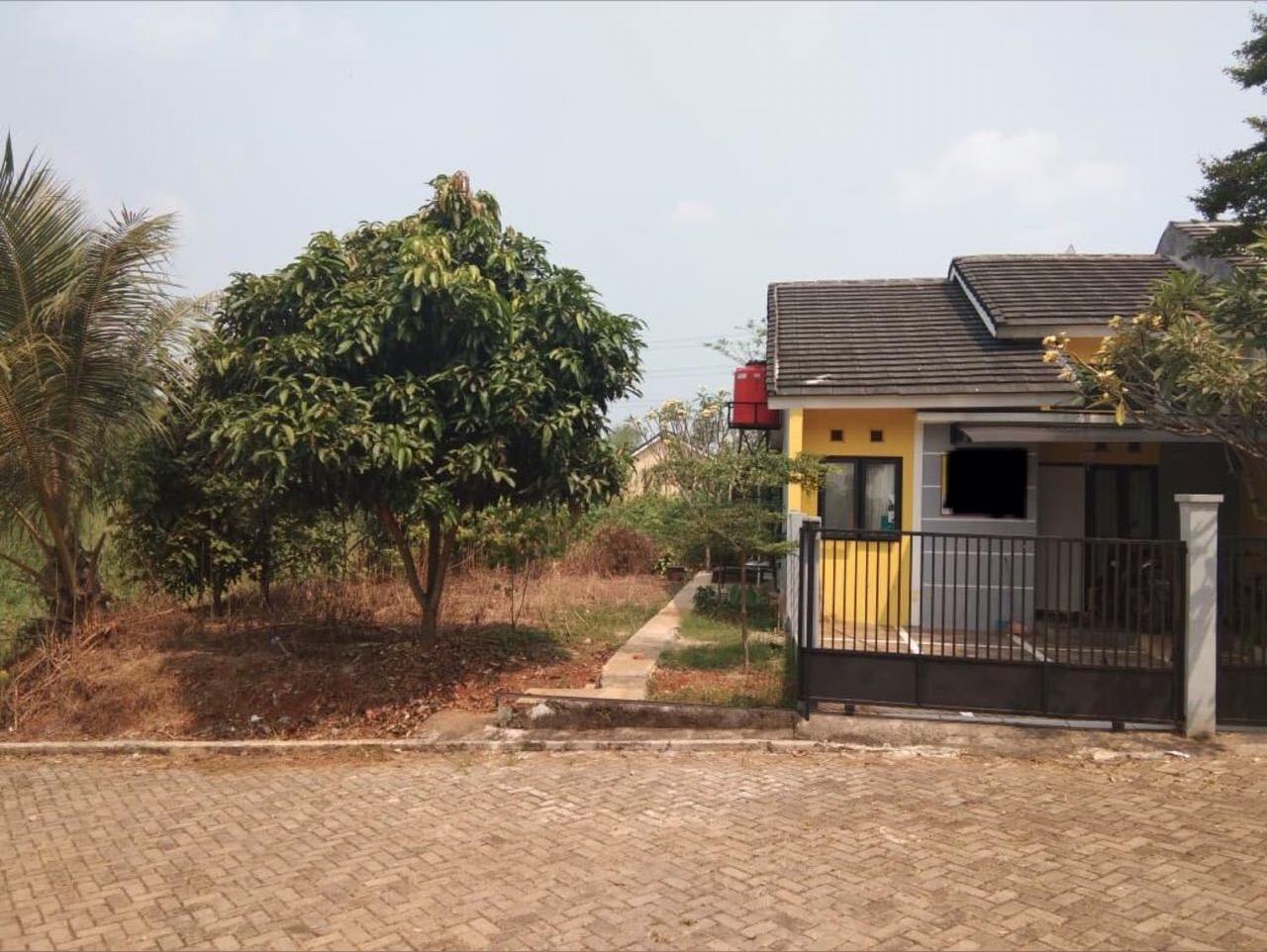 Parung - Dijual Rumah plus Tanah hook