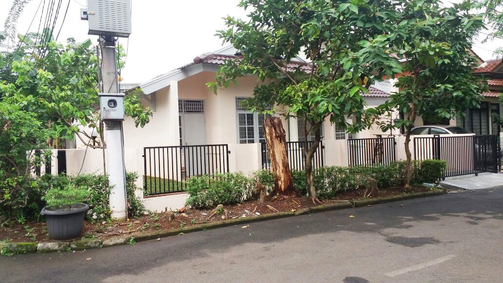 Rumah Nyaman dan Siap Huni di Kawasan Kasuari, Bintaro