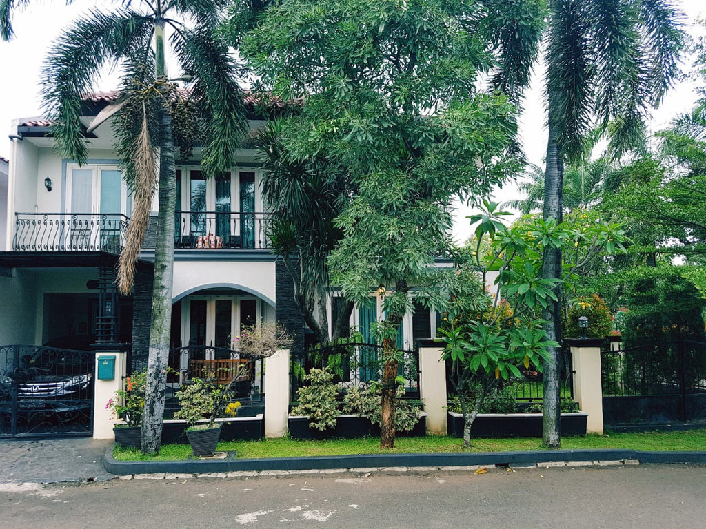 Rumah Nyaman dan Siap Huni di Kawasan Puri Bintaro