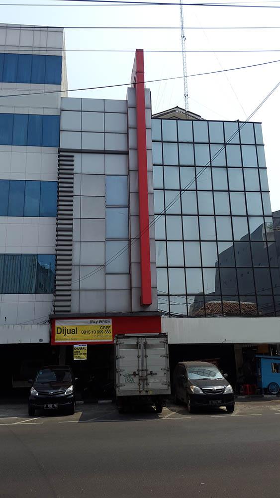 Ruko di jual ada 2, Pecenongan Raya-Jakarta Pusat