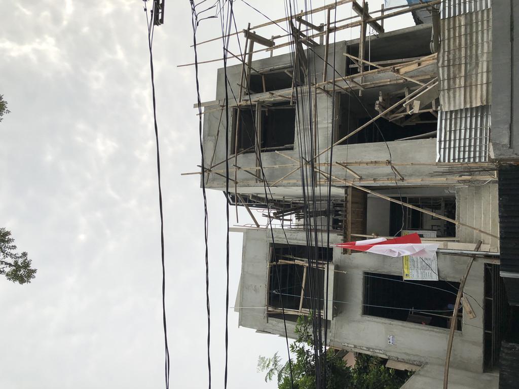 Cipete - Rumah Baru dekat Antasari (Proses Pembangunan)