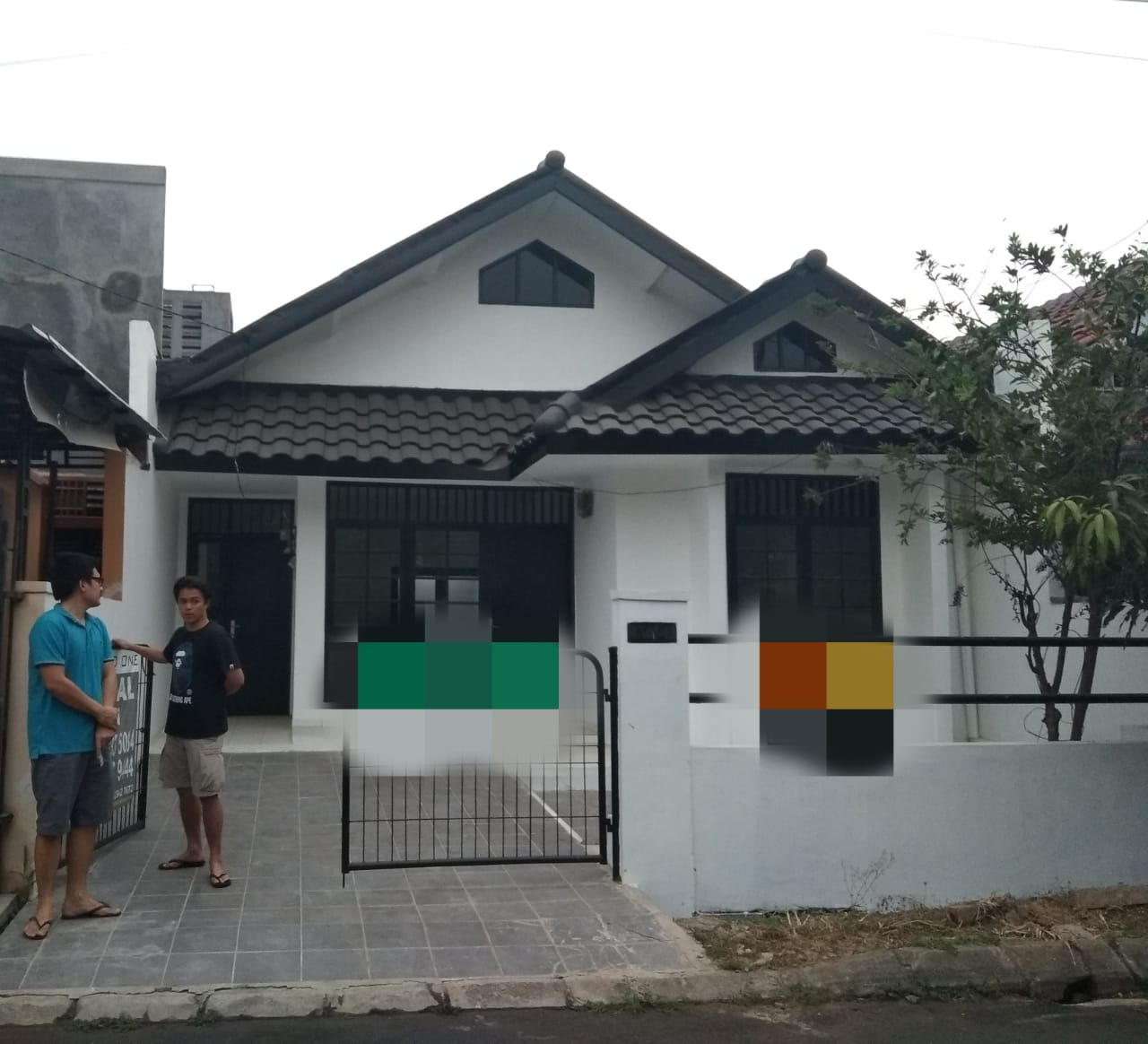 Rumah Siap Huni di Bintaro Cluster Dahlia Loka Graha Raya Bintaro Lt 120 m NEGO