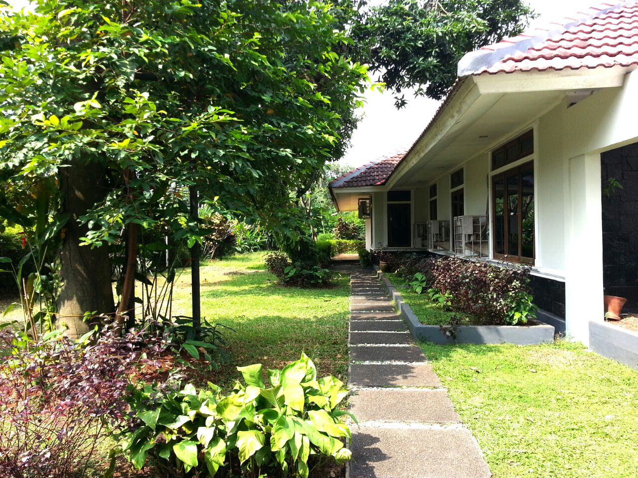 For Rent Big house with swimming pool close to France school