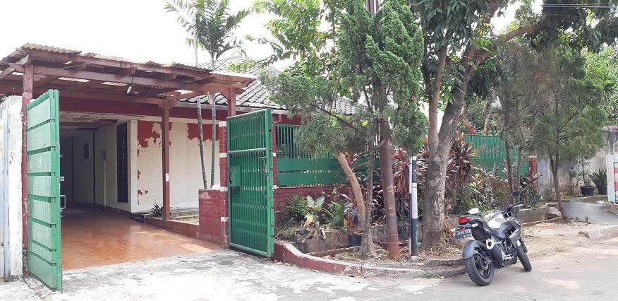 Rumah di Ragunan, Dalam Kompleks BRI Ragunan, SHM, Luas Tanah 775 m2