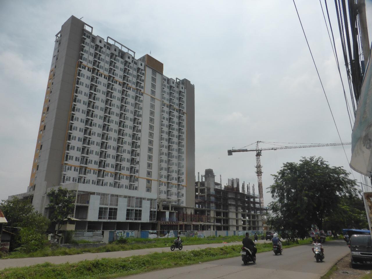 Dijual Cepat Apartemen 2 BR Tower Paris, di Metropolitan Park  Bekasi