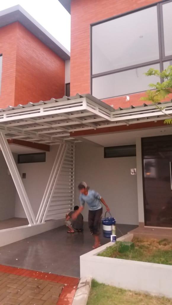 Rumah Sewa di Bintaro Cluster Kebayoran Residence Sektor 7