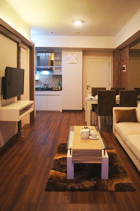 Apartemen di Jual Silkwood Res-Alam Sutra