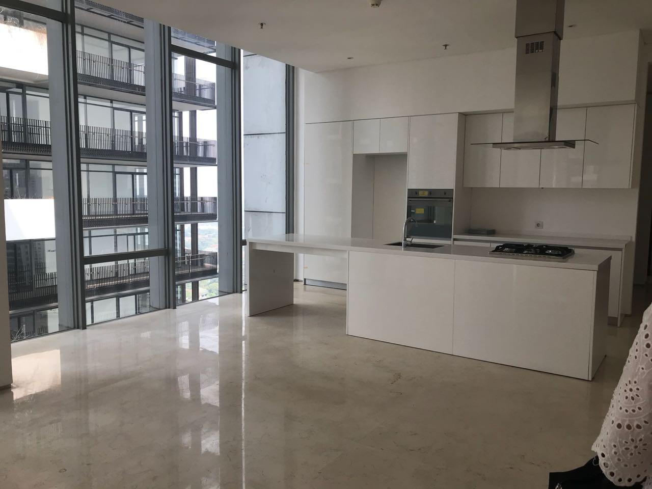 4 BDR unit for Sale in Senopati Suites 2