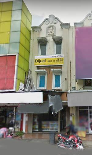 Ruko di Jual Boulevard Hijau-Harapan Indah - Bekasi