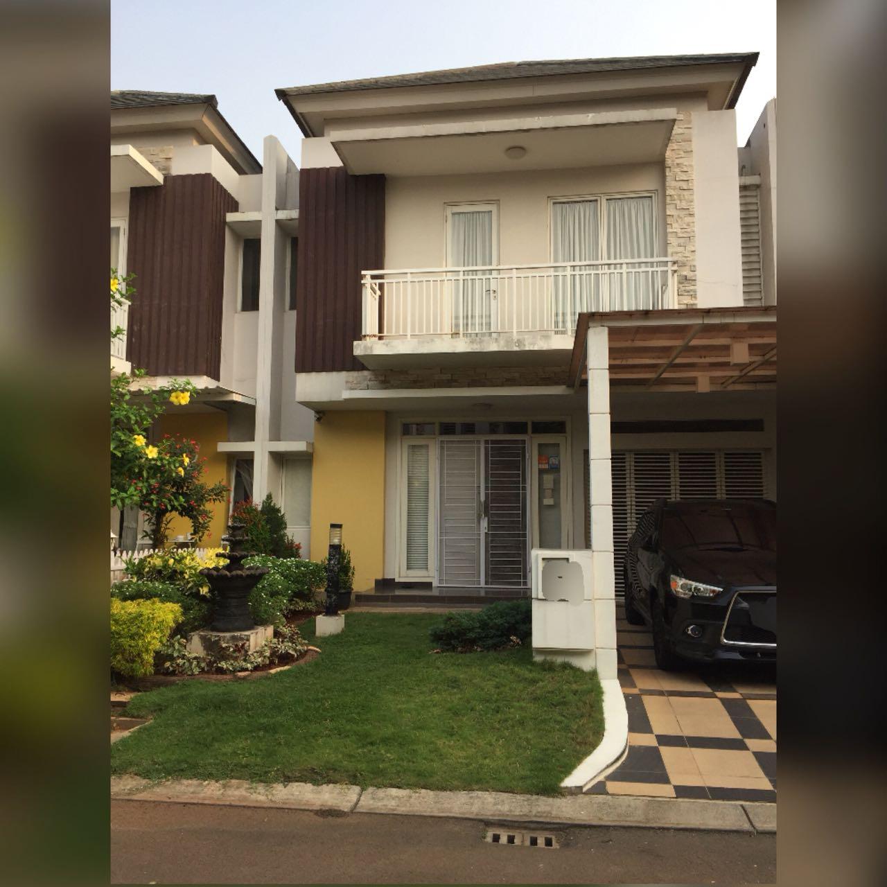 Rumah RENOV Cantik Renov Siap Huni, Summarecon Bekasi, @Bekasi