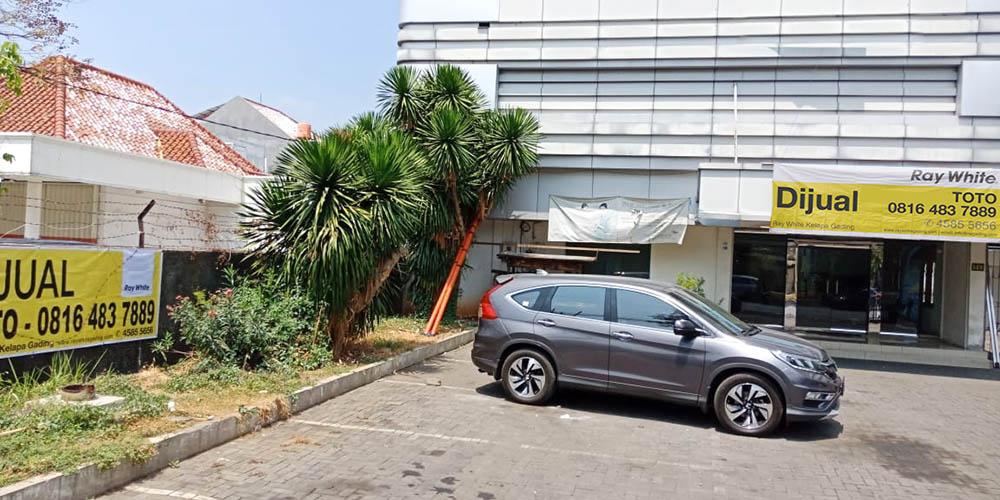 Rumah di Jual Jl A. Yani (Tembus Jl Erlangga)-Semarang