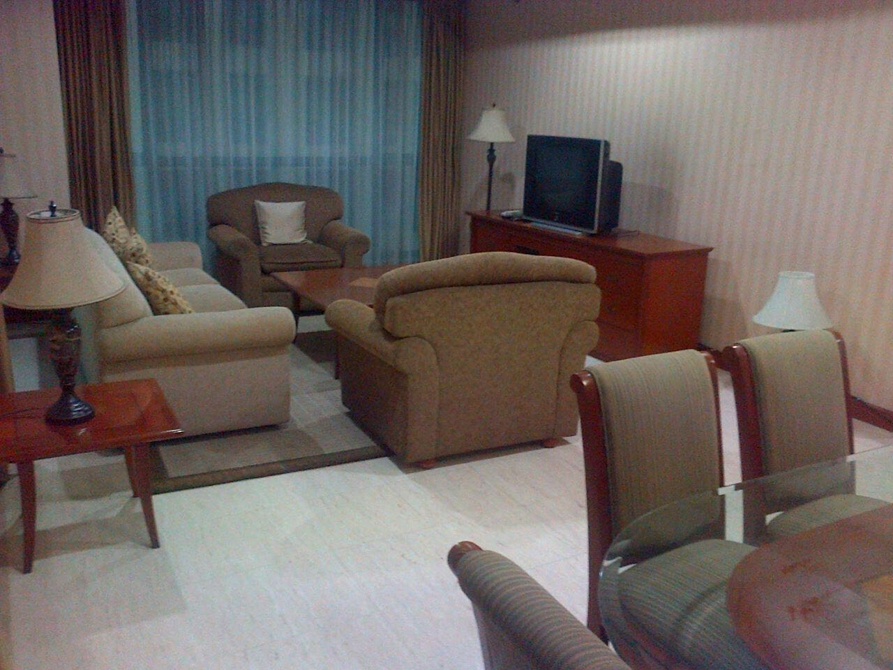 For Rent : Casablanca Apartment 3Bed 2Bath 1Maid - Fully Furnished in Good Location.