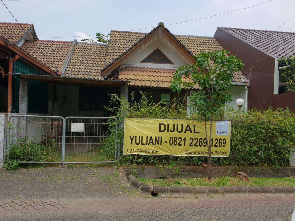 Dijual Cepat Rumah di Kemang Pratama Bekasi