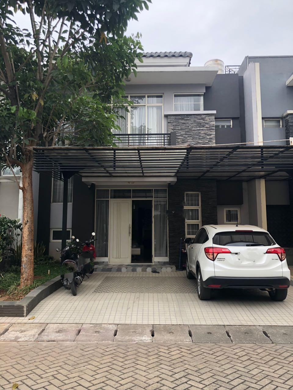 Rumah Elite, Baru Renov, Cluster Central Park @Grand Galaxi Bekasi